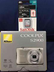 送料込み 新品 Nikon デジタルカメラ COOLPIX S2900 2005万画素