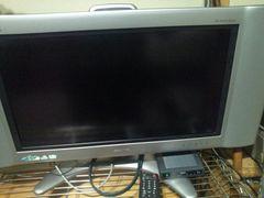 地デジチューナー付き22型液晶テレビ