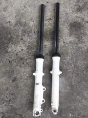 GS400 GSX400E GSX250E フロントフォーク左右セット