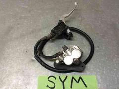 ☆ SYM symply50 シンプリー フロントブレーキ セット