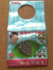 ◆生茶パンダ/メタルアクセサリー/綾瀬はるか