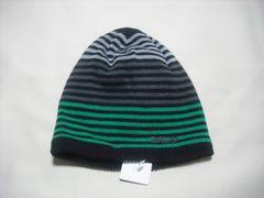wb164 女 RIP CURL リップカール ボーダー ニット帽