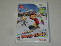 Wii ファミリースキー ワールドスキー&スノーボード