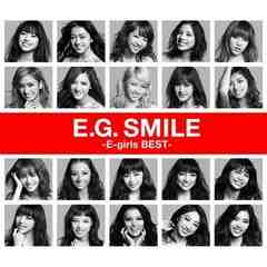 �V�i����E.G.SMILE-E-girls BEST-(2CD+1DVD)�x�X�g