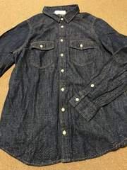 w closet  未使用 デニムシャツ