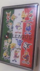 ●Jリーグプロサッカーリーグプラスチックトランプ