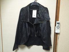 年末処分☆エゴイスト☆フェイクレザージャケット
