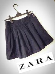 ZARA/最終値下げ/プリーツスカート/Sサイズ/
