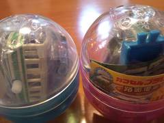カプセルプラレール 江ノ電 1000系 セット 【路面電車編】 ★ユージン★
