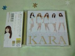 CD�{DVD KARA ����� �K�[���Y�t�H�[�G�o�[ ��������A