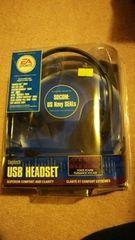Logitech USB HEADSET �w�b�h�Z�b�g ��i �Q�[�� PS3 PS2