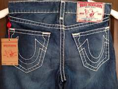 TRUE RELIGION BOBBY SUPER T新品