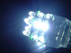 T20型24連LEDウェッジ球シングル ホワイト