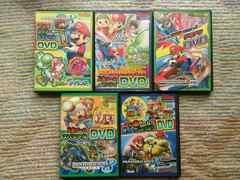 5本セット■てれびげーむマガジンスペシャルDVD.WiiUマリオカート8NEWヨッシーアイランド