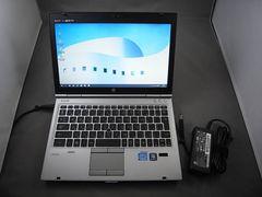 HP 2560p Core i5 2.3GHz 320G 4G 無線  DVD Win7 64bit