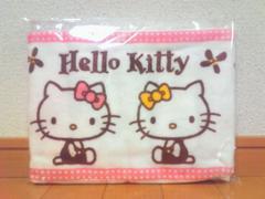 新品 Hello Kitty/ハローキティ サンリオ当りくじ バスタオル