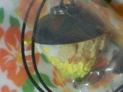 【新品】大盛り食品*ストラップ*拉麺