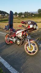 gsx400e ザリ GS CBX