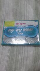 未開封美品Kis-My-MiNT Tour初回限定盤(DVD2枚+CD1枚)貴重