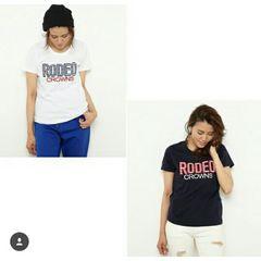 RCWB*ソラマチ限定 ロゴ ボーダー Tシャツ