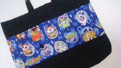 福袋!  ◆ B40  妖怪ウォッチ レッスンバッグ (^O^)  ハンドメイド