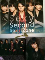 �����A!��SexyZone/Sexy Second�������/CD+DVD+�g���J2������i