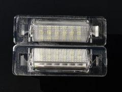 ベンツ キャンセラー内蔵LEDナンバー灯 W210セダン/W202セダン