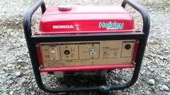 発電機 ホンダ キャンプ バーベキュー 100v 4.5A
