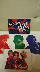 未使用 貴重!当時モノ TM NETWORK ポストカード 4枚セット 1989 DRESS