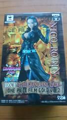 ワンピース フィルムゴールド ニコ・ロビン DXF  THE GRAND LINE  LADY