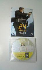 24 TWENTY FOUR �����7 DVD�S12�� ���P�[�X����