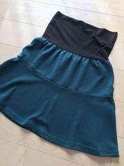 未使用品 マタニティフレアスカート Mサイズ