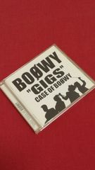 "�y�����zBOOWY�u""GIGS""CASE OF BOOWY�v(ײ�ޱ����)CD2���g"