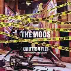 ��THE MODS[28 CD+DVD]CAUTION FILE ROCKAHOLIC BEST 2 �x�X�g��