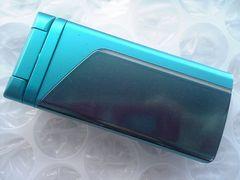 * F-01B/F01B * ブルー☆*彡 新品未使用品☆*。.:*:・':★