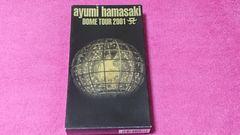 浜崎あゆみ DOME TOUR 2001 A  ビデオ