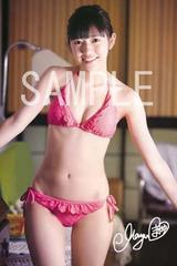 【送料無料】AKB48渡辺麻友 写真5枚セット<サイン入> 19