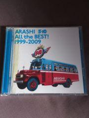 嵐の2枚組ベスト盤(^^)