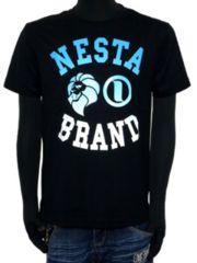 新品正規NESTA BLANDグラデTシャツロゴプリントM