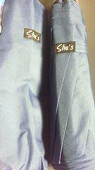 シューズセレクション、傘折り畳み式新品タグ付き 4