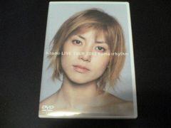 hitomi DVD LIVE TOUR 2002 huma-rhythm