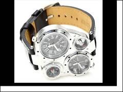 ●【新品】オゥルム腕時計 /3針Skagen Beamsメンズ 多機能