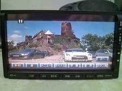 日産純正 NVA-HD700 DVD/CD/FMAM CD高速録音