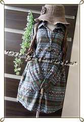 ◆新品◇L/LL◇あったか◎シャツチュニック♪ノルディック