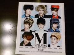 SUPER JUNIOR�u������v�A���