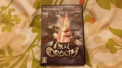 中古 PS2 無双OROCHI