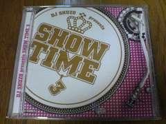CD DJ SHUZO PRESENTS SHOW TIME 3