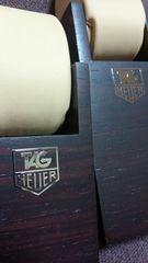 タグホイヤー 非売品 木製時計スタンド 大小2個 美品 タグホイヤーロゴ
