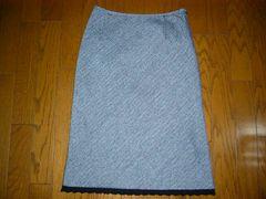 プライベートレーベル ウールカシミヤのかわいいスカート