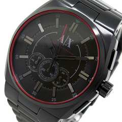 アルマーニ エクスチェンジ クロノ メンズ 腕時計 AX1801